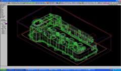 汽车发动机铝制盖罩3.jpg